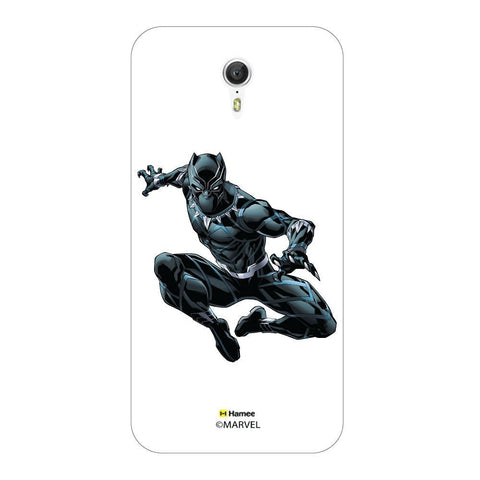Black Panther Jump Lenovo Zuk Z1 Case Cover