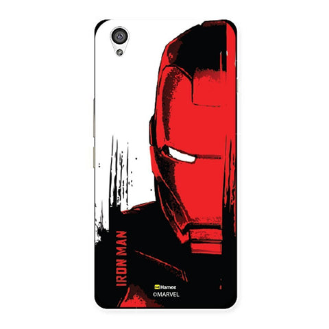 Ironman Face  Oneplus X Case Cover