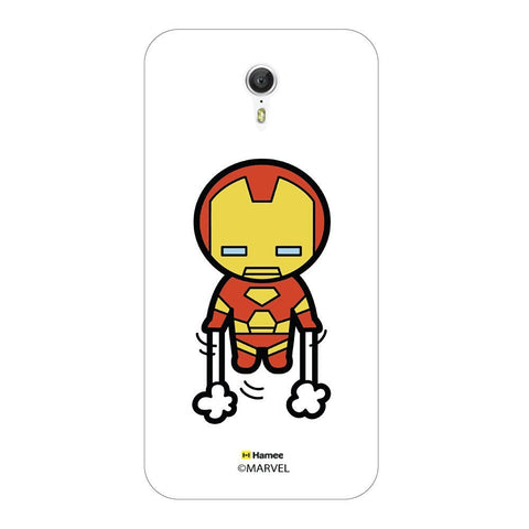Cute Iron Man Lenovo Zuk Z1 Case Cover