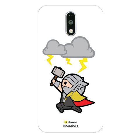 Cute Thor Thunder  Moto G4 Plus Case Cover