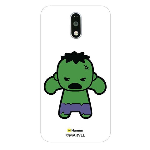 Cute Hulk  Moto G4 Plus Case Cover