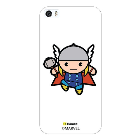 Cute Thor White iPhone 5/5S Case Cover