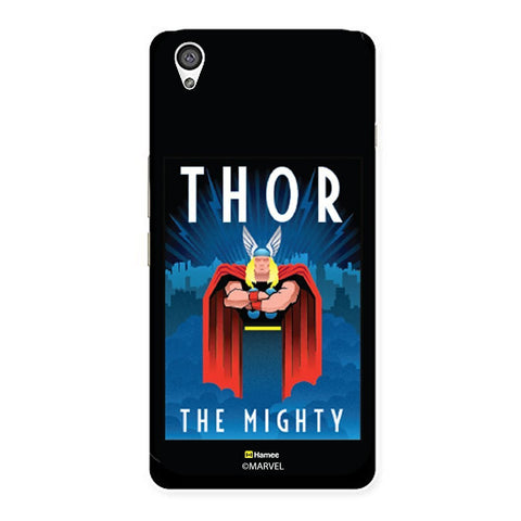 Thor Deco  Oneplus X Case Cover