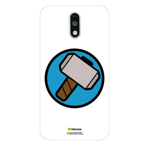 Thor's Cute Hammer Moto G4 Plus/G4 Case Cover