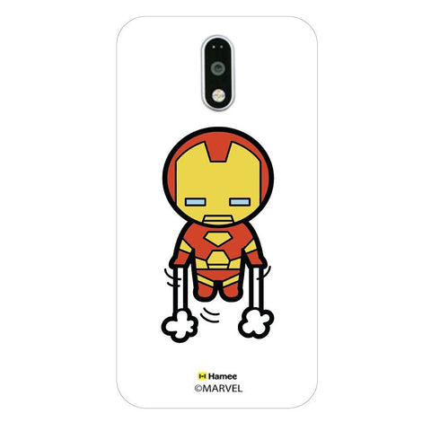 Cute Iron Man  Moto G4 Plus Case Cover