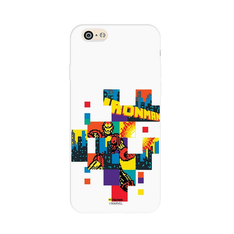 Iron Man Blocks White Xiaomi Mi5 Case Cover