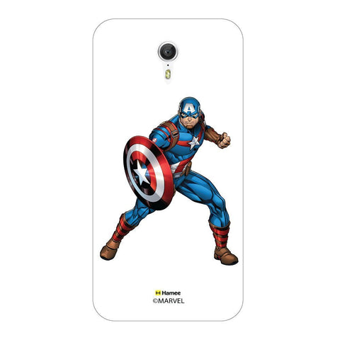 Captain America Action Lenovo Zuk Z1 Case Cover