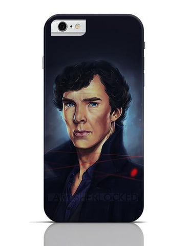 Sherlock digital painting iPhone 6 6S Covers Cases Online India