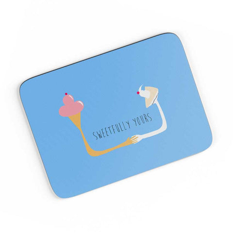 Sweetfully Yours A4 Mousepad Online India