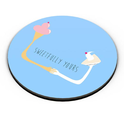 Sweetfully Yours Fridge Magnet Online India