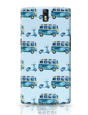 Travel Italia OnePlus One Covers Cases Online India