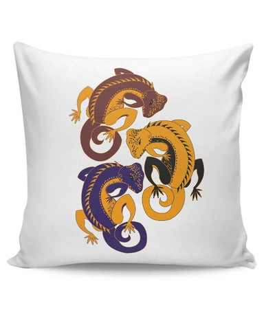 Gecko Cushion Cover Online India
