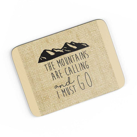 Wanderlust Mountains A4 Mousepad Online India