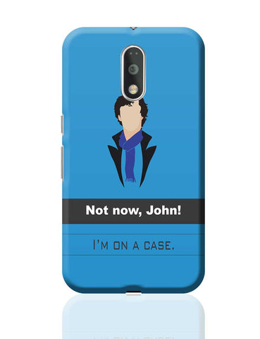 Sherlock on a case Moto G4 Plus Online India