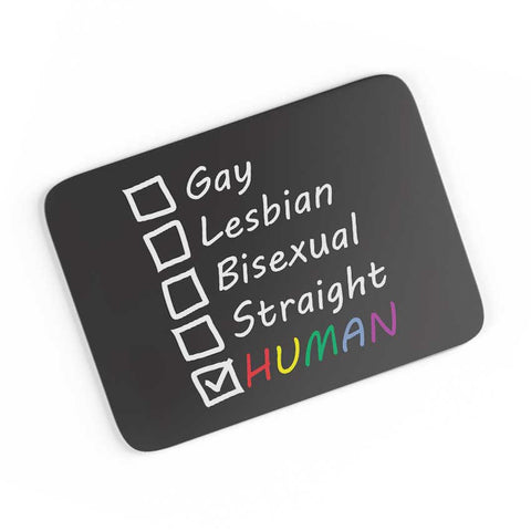 Only Human A4 Mousepad Online India