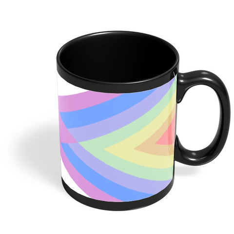 Spread Love Happiness And Kindness Black Coffee Mug Online India