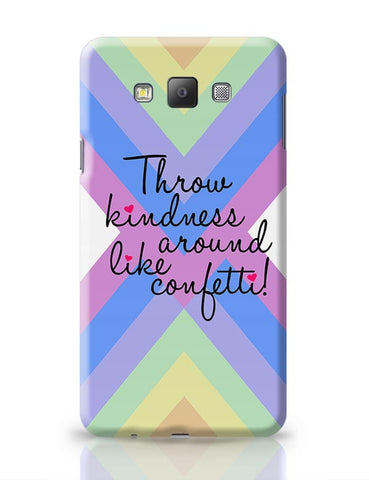 Spread Love Happiness And Kindness Samsung Galaxy A7 Covers Cases Online India