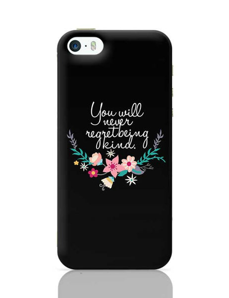 Kindness is love Quotes iPhone 5/5S Covers Cases Online India