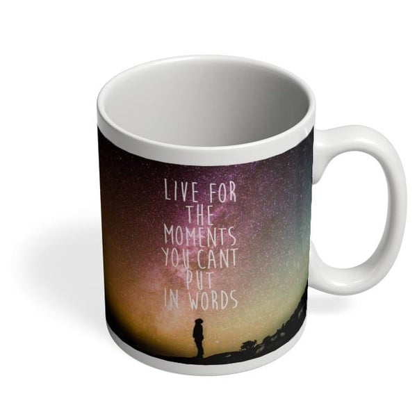 Awesome Stars Wanderlust Quotes  Coffee Mug Online India