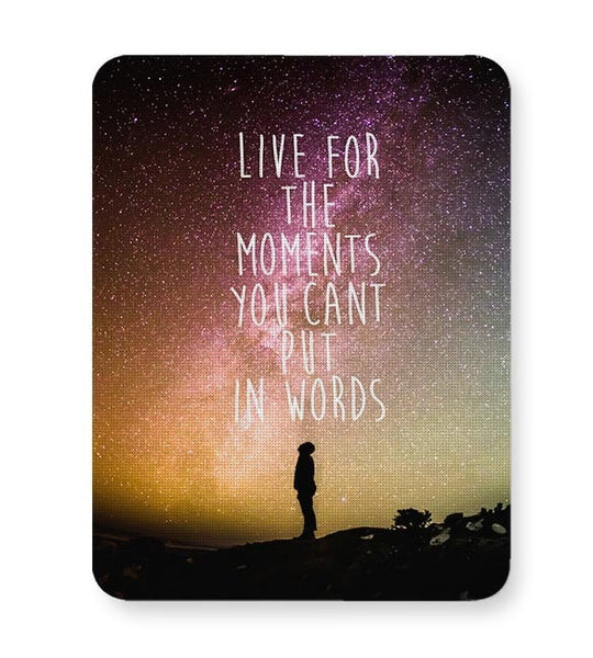Awesome Stars Wanderlust Quotes  Mousepad Online India