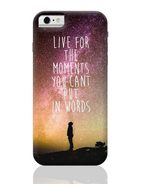 Awesome Stars Wanderlust Quotes  iPhone 6 / 6S Covers Cases