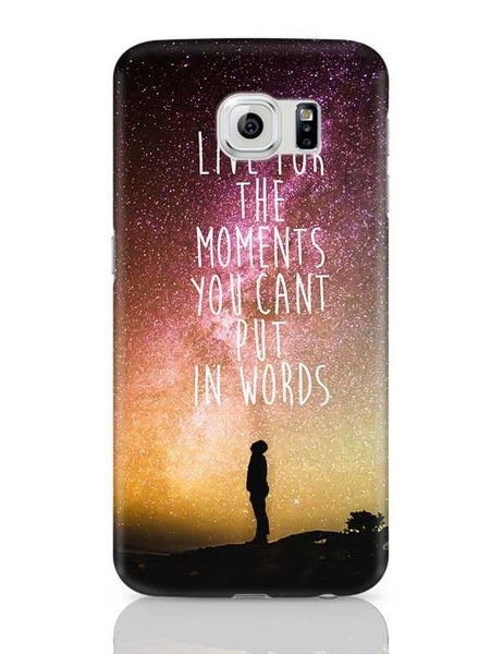 Awesome Stars Wanderlust Quotes  Samsung Galaxy S6 Covers Cases Online India