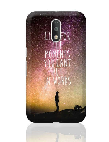 Awesome Stars Wanderlust Quotes  Moto G4 Plus Online India