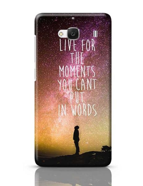 Awesome Stars Wanderlust Quotes  Redmi 2 / Redmi 2 Prime Covers Cases Online India