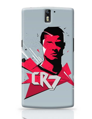 CR7 OnePlus One Covers Cases Online India