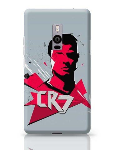 CR7 OnePlus Two Covers Cases Online India
