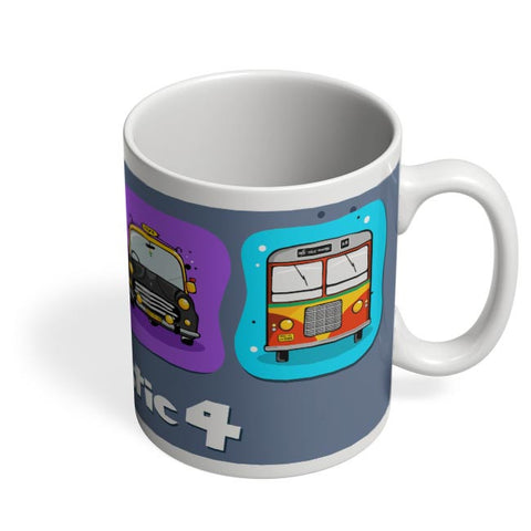 Fantastic 4 Coffee Mug Online India