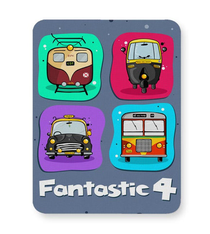 Fantastic 4 Mousepad Online India