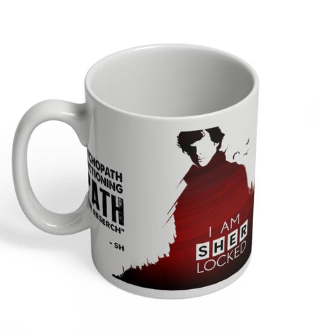 I am sherlocked Coffee Mug Online India