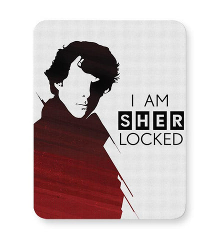 I am sherlocked Mousepad Online India