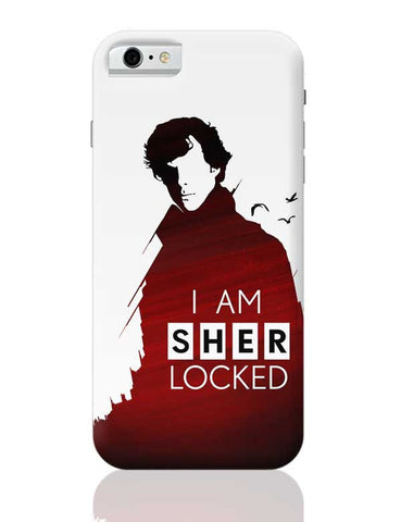 I am sherlocked iPhone 6 6S Covers Cases Online India