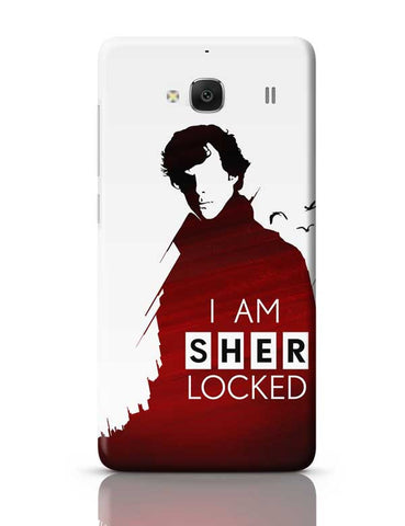 I am sherlocked Redmi 2 / Redmi 2 Prime Covers Cases Online India