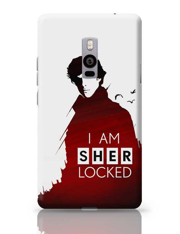 I am sherlocked OnePlus Two Covers Cases Online India