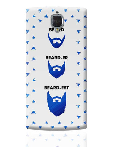 Beard OnePlus 3 Covers Cases Online India