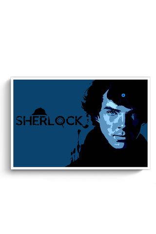 Buy Sherlock, the Mastermind Poster