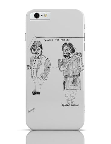 Retro Bollywood iPhone 6 / 6S Covers Cases