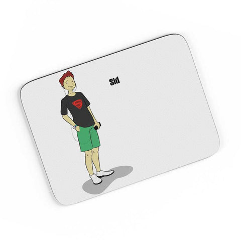 Dude A4 Mousepad Online India