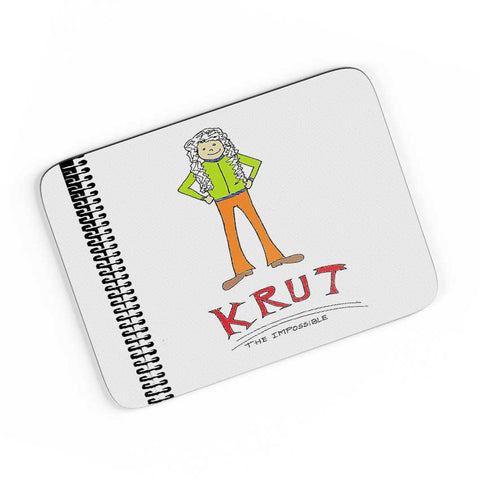 Krut The Impossible A4 Mousepad Online India
