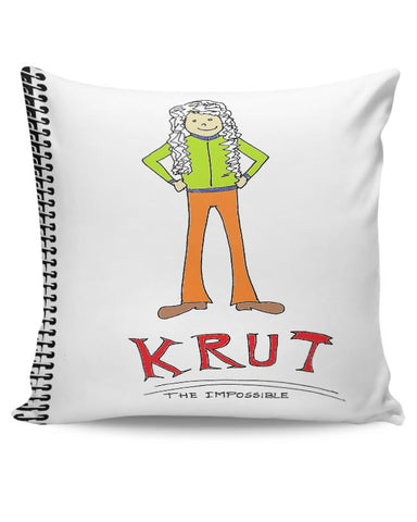 Krut The Impossible Cushion Cover Online India