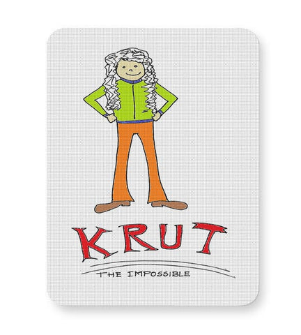 Krut The Impossible Mousepad Online India