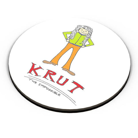 Krut The Impossible Fridge Magnet Online India