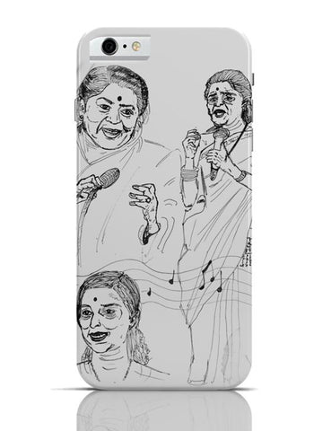 Lata Asha iPhone 6 / 6S Covers Cases