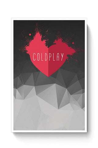 COLDPLAY Poster Online India
