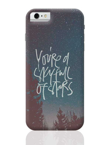 COLDPLAY - Sky full of stars  iPhone 6 / 6S Covers Cases