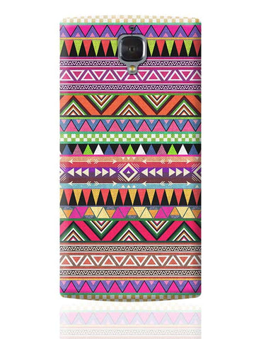 Pattern #5 OnePlus 3 Covers Cases Online India