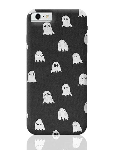 CUTE GHOST iPhone 6 / 6S Covers Cases